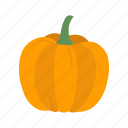 halloween, holidays, horror, jack - o'- lantern, pumpkin, spooky, vegetable icon