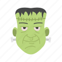 frankenstein, halloween, holidays, horror, modern prometheus, monster, spooky icon