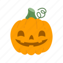 carved pumpkin, halloween, holidays, horror, jack - o' - lantern, pumpkin, spooky icon