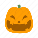 carved pumpkin, halloween, holidays, horror, jack - o'- lantern, pumpkin, spooky icon