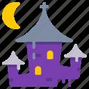 dracula, halloween castle, haunted, spooky, transylvania, vampire