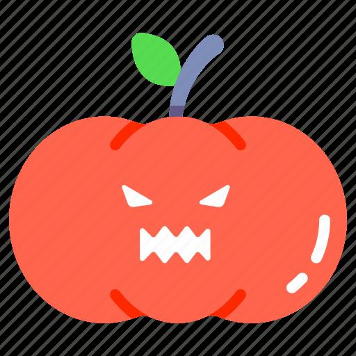 celebration, halloween, jack-o-lantern, pumpkin, seasonal, spooky icon