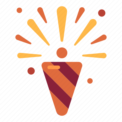 carnival, celebration, festival, fireworks, holiday, party icon