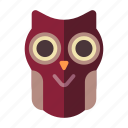 owl, spooky, halloween, night, party, holiday