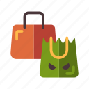 bag, halloween, holiday, october, sale, shopping icon