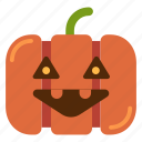 celebration, halloween, jack-o-lantern, pumpkin, seasonal, spooky