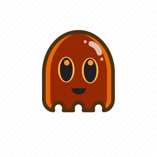 Ghost, scary, death, halloween icon