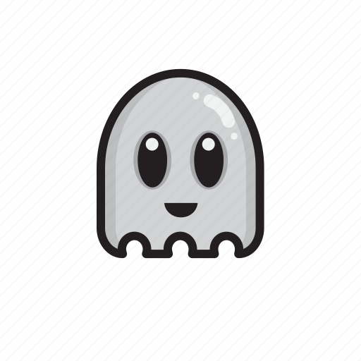 cute, death, ghost, ghost2, scary icon