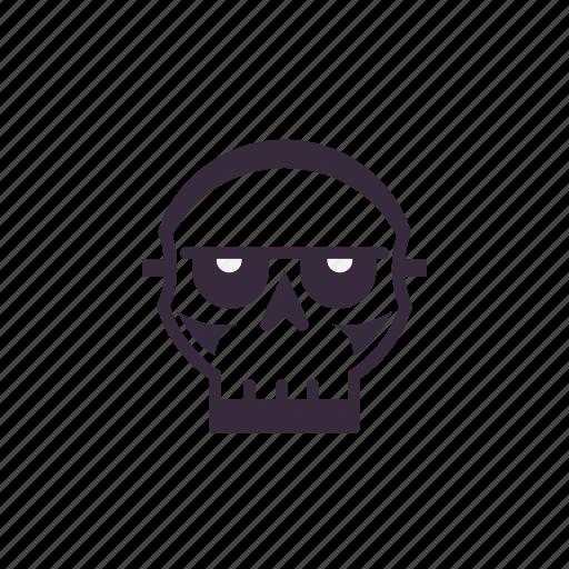 death, face, halloween, scary, skull, skull2, skulls icon