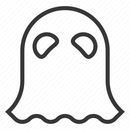 Character, ghost, halloween, horror, scary, spooky icon - Download on Iconfinder