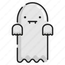 ghost, halloween, horror, scary, spirit, spooky icon