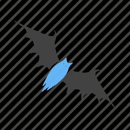 animal, bat, cartoon, halloween, scary, spooky icon