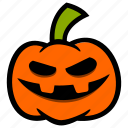 halloween, jackolantern, pumpkin icon