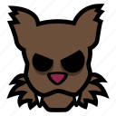 beast, halloween, werewolf icon