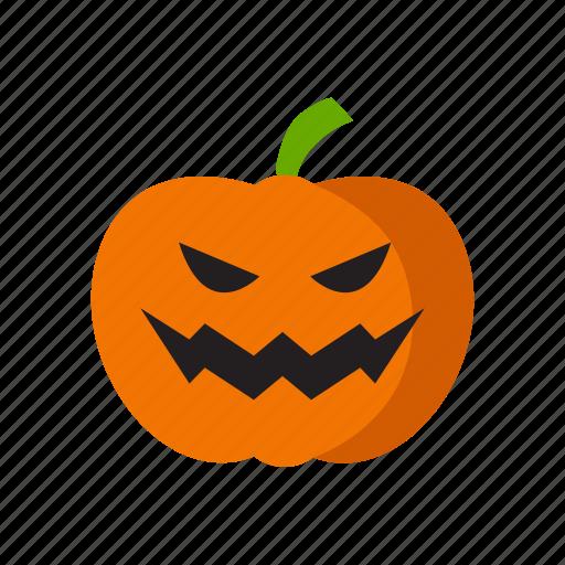 halloween, horror, october, pumpkin, scary icon