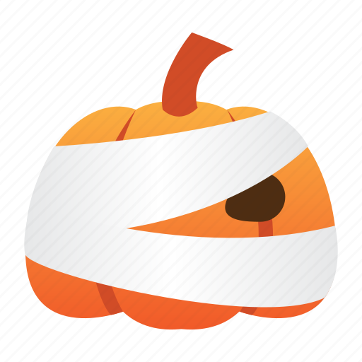 halloween, jack o lantern, orange, pumpkin, scary, spooky, zombie icon