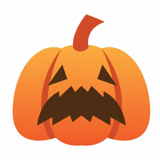 Halloween, jack o lantern, orange, pumpkin, scared, scary ...