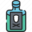 drink, evil, halloween, mixture, poison, witch icon