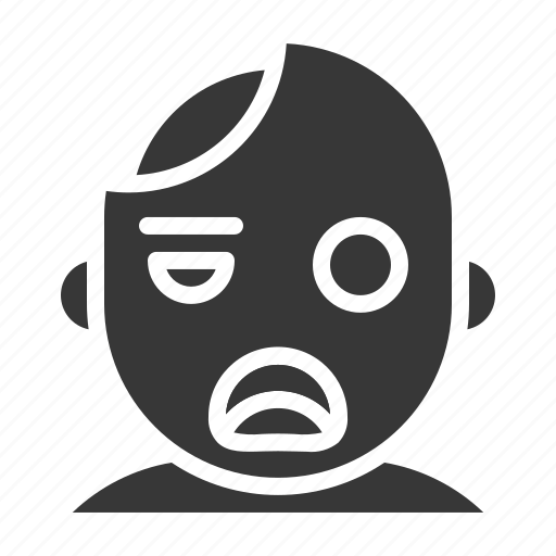 character, halloween, horror, scary, spooky, zombie icon