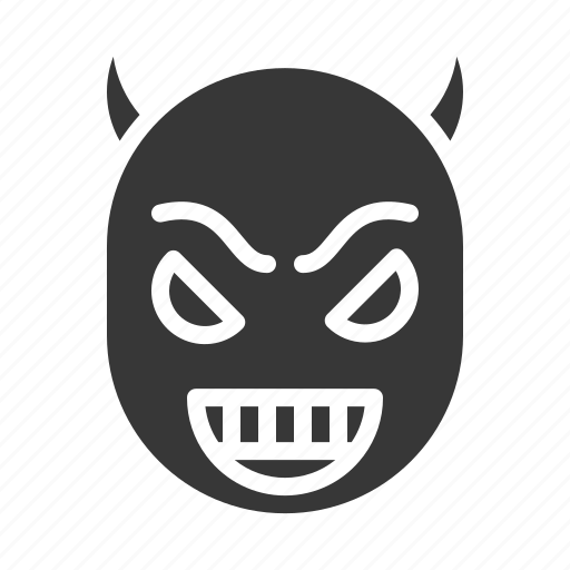 character, devil, halloween, horror, monster, scary, spooky icon