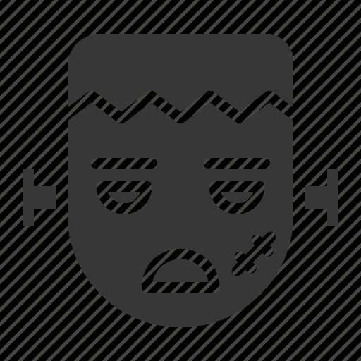 character, frankenstile, halloween, horror, monster, scary, spooky icon