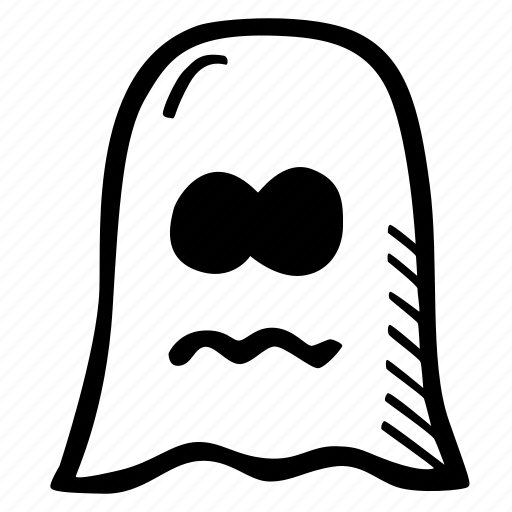 ghost, halloween, holiday, scary, spooky icon
