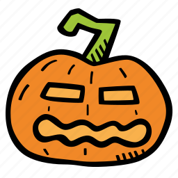 halloween, holiday, pumpkin, scary, spooky icon