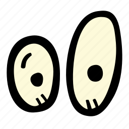 eyes, halloween, holiday, scary, spooky icon
