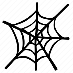 halloween, holiday, scary, spiders, spooky, web icon