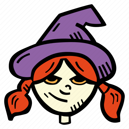 halloween, holiday, scary, spooky, witch icon