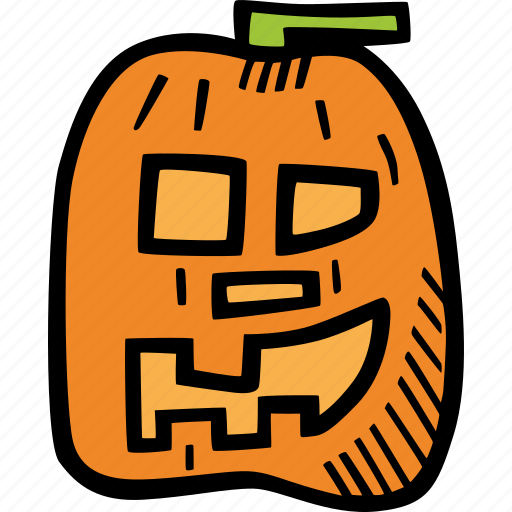 halloween, holiday, pumpkin, scary, spooky icon