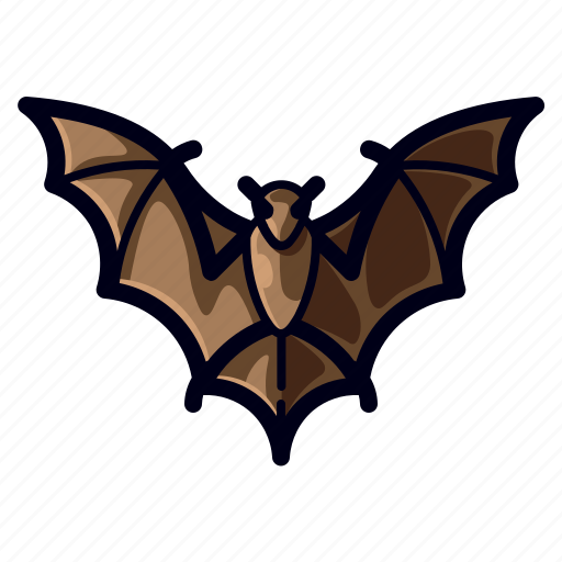 bat, evil, halloween, horror, scary, spooky icon