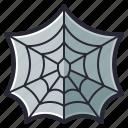 cobweb, halloween, spider, web