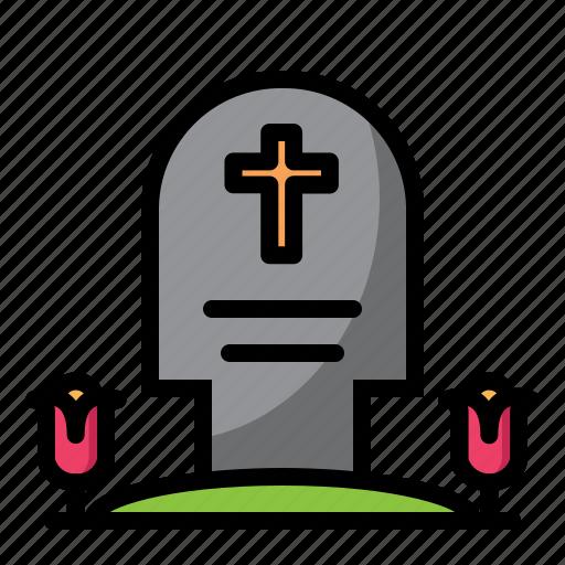 Gemstone, halloween, mourn, stone, tomb icon - Download on Iconfinder