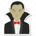 avatar, dracula, face, halloween, holidays, monster, occasions icon