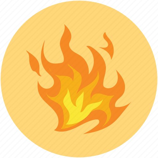 creepy, fire, giant flame, hell fire, horrible icon