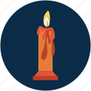 candle, halloween burning candle, halloween candle, halloween candle light, scary icon