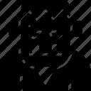 frankenstein, halloween icon icon