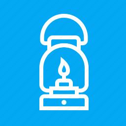 candle, candles, lamp, lantern, lanterns, night icon