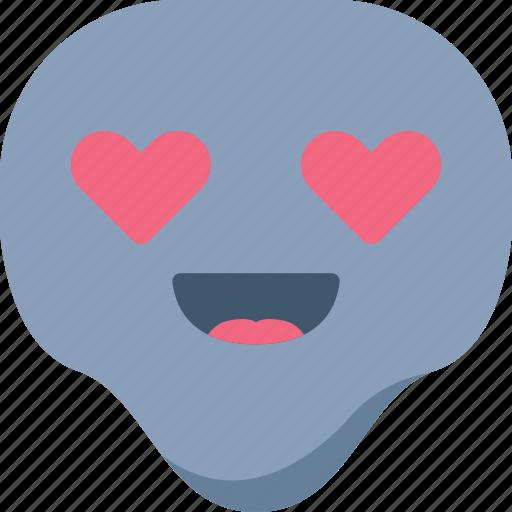 'Hana Emojis Alien Edition' by Royyan Wijaya