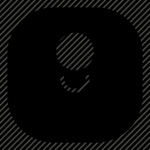 cyclops, emoji, emoticon, smile, smiley icon