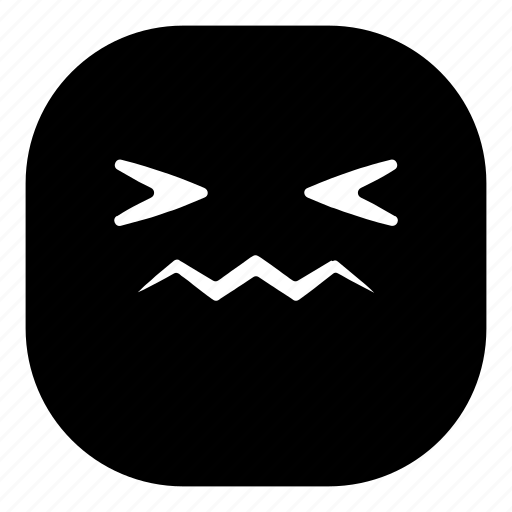 emoji, emoticon, gross, hurt, sick, smiley icon