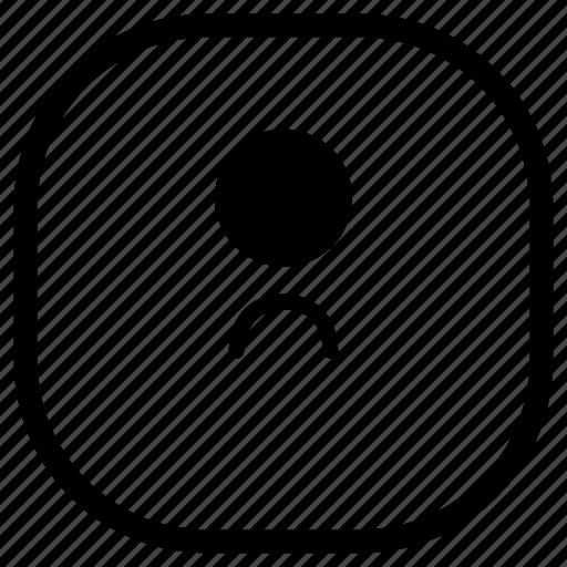 cyclops, disappointed, emoji, emoticon, sad, smiley icon