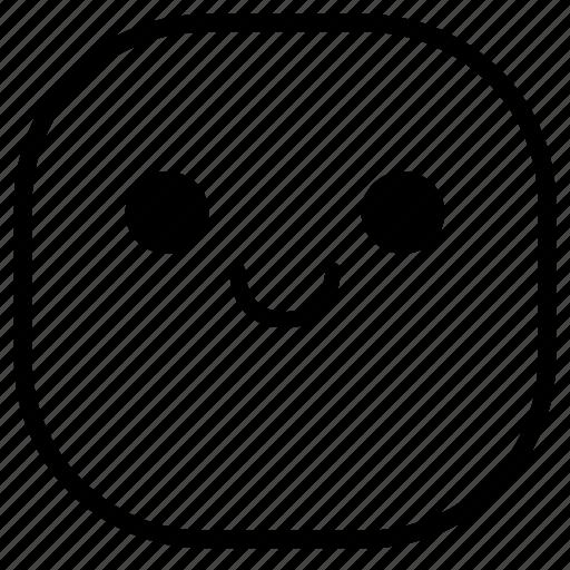 emoji, emoticon, smile, smiley icon