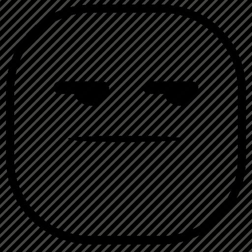 disappointed, emoji, emoticon, envy, smiley icon