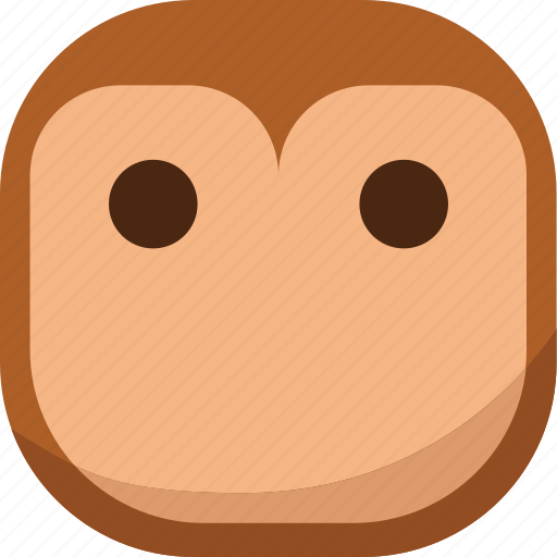 bird, emoji, emoticon, faceless, flat face, owl, smiley icon