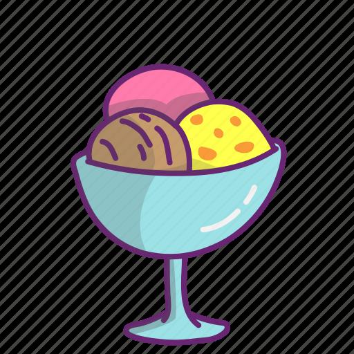 chocolate, cream, dessert, frozen, ice, sweet icon