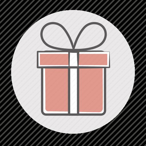 birthday, bonus, charity, contest, gift, giftbox, giveaway, present, prize, reward, sponsor icon