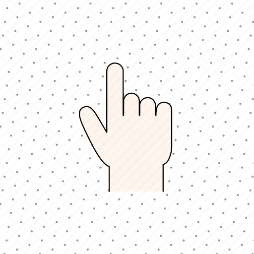 color, drawn, finger, fingers, gesture, hand, interaction, touch icon