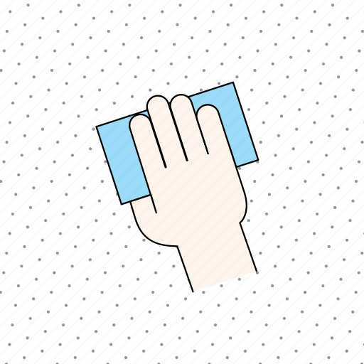 color, finger, fingers, gesture, hand, interaction, touch icon